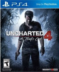 Игра Uncharted: 4 A Thief's End (Путь Вора) (PS4) Playstation 4