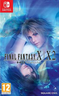 Купить игру Final Fantasy X/X-2 HD Remaster (Switch) диск