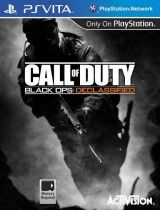 Игра Call of Duty: Black Ops Declassified (PS Vita) для Sony PlayStation Vita