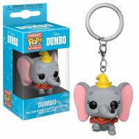 Брелок Funko Pocket POP! Keychain: Дамбо (Dumbo) (31753-PDQ) 4 см