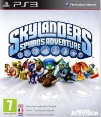 Купить игру Skylanders: Spyro's Adventure (PS3) USED Б/У для Sony Playstation 3