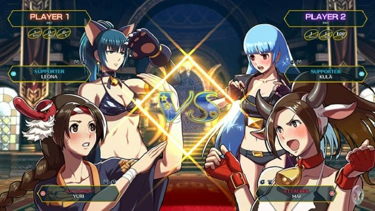 SNK Heroines: Tag Team Frenzy (Switch)