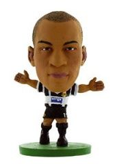 Фигурка футболиста Soccerstarz - Newcastle Yoan Gouffran - Home Kit (400052)