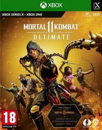 Mortal Kombat 11 (XI) Ultimate Русская версия (Xbox One/Series X)
