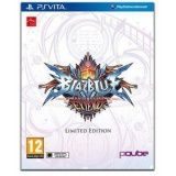 Игра BlazBlue: Chrono Phantasma Extend Limited Edition (PS Vita) для Sony PlayStation Vita