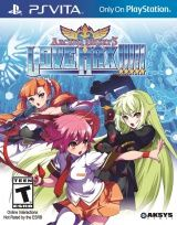 Игра Arcana Heart 3: Love Max!!!!! (PS Vita) для Sony PlayStation Vita