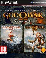 Купить игру God of War (Бог войны) Collection 1 (God of War 1 и God of War 2 (II)) Русская Версия (PS3) на Playstation 3 диск