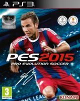 Pro Evolution Soccer 2015 (PES 15) (PS3)