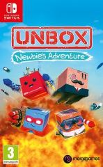 Купить игру Unbox: Newbie's Adventure (Switch) диск