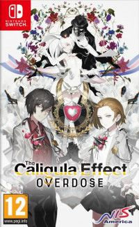 Купить игру The Caligula Effect: Overdose (Switch) диск