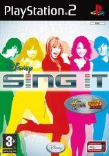 Купить Игру Disney Sing It! (PS2) для Sony PS2 диск