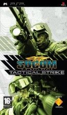 Игра SOCOM: U.S. Navy SEALs Tactical Strike (PSP) для Sony PSP