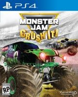 Купить Игру Monster Jam: Crush It (PS4) на Playstation 4 диск