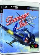 Damage Inc. Pacific Squadron WWII (PS3)