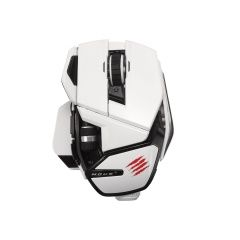 Мышь беспроводная Mad Catz M.O.U.S.9 Wireless Mouse White (PC)