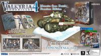 Купить игру Valkyria Chronicles 4 Collector's Edition (Switch) диск