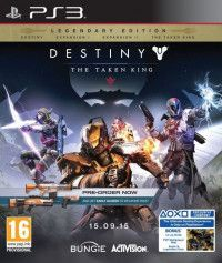 Купить игру Destiny: The Taken King. Legendary Edition (PS3) для Sony Playstation 3