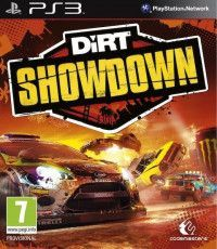 Купить игру DiRT: Showdown (PS3) для Sony Playstation 3