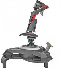 Джойстик Saitek Cyborg F.L.Y. 9 Wireless Flight Stick для Sony PS3