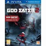 God Eater 2: Rage Burst (PS Vita)