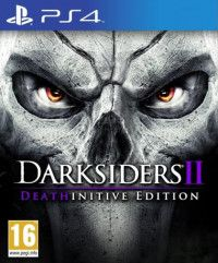Купить Игру Darksiders: 2 (II): Deathinitive Edition Русская Версия (PS4) на Playstation 4 диск