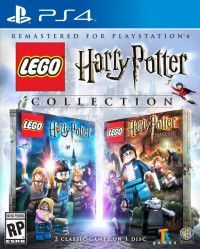 Игра LEGO Гарри Поттер: Collection годы 1-7 (Harry Potter Years 1-7) (PS4) Playstation 4