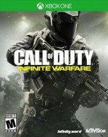 Купить Игру Call of Duty: Infinite Warfare (Xbox One) на Xbox One диск