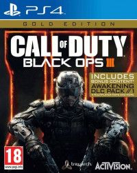Call of Duty: Black Ops 3 (III) Gold Edition (PS4)