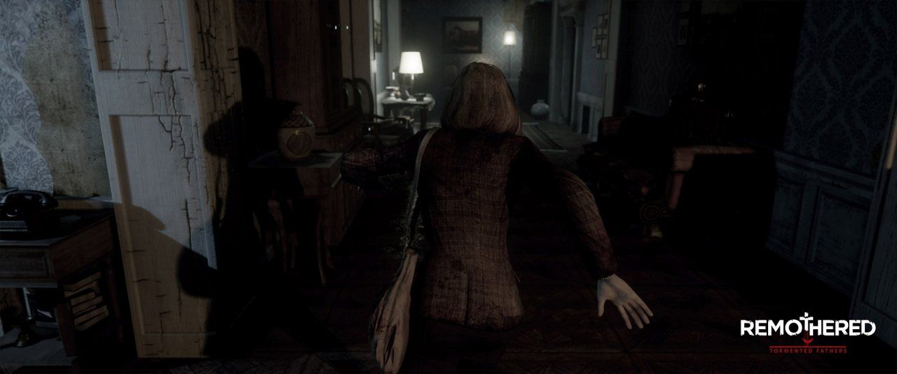 Remothered: Tormented Fathers Русская версия (Switch)