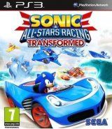 Купить игру Sonic and All-Stars Racing Transformed (Platinum, Essentials) (PS3) на Playstation 3 диск