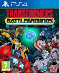 Игра Transformers: Battlegrounds Русская Версия (PS4) Playstation 4