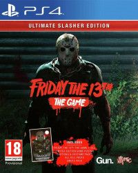 Friday the 13th: The Game Ultimate Slasher Edition Русская Версия (PS4)