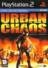 Купить Игру Urban Chaos (PS2) для Sony PS2 диск