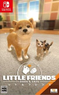 Little Frends: Dogs & Cats (Switch)