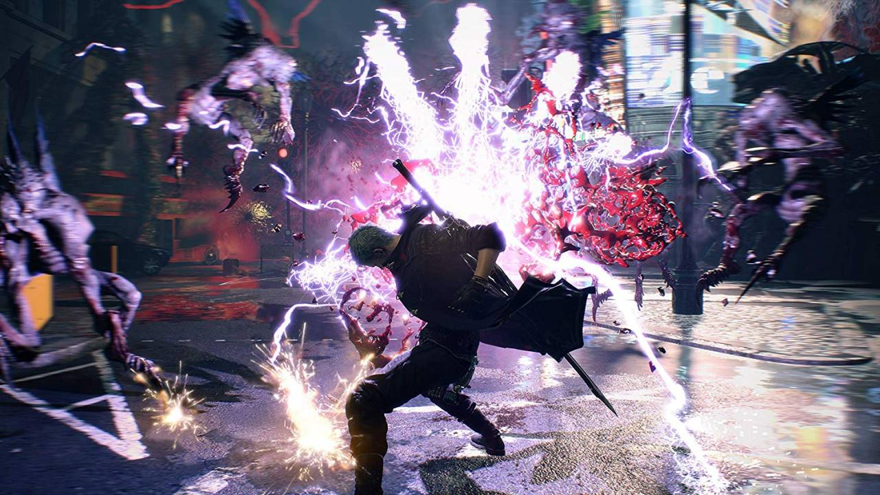 DmC Devil May Cry: 5 (V) Русская Версия (PS4)