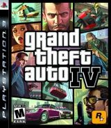 Купить игру GTA: Grand Theft Auto 4 (IV) (PS3) USED Б/У на Playstation 3 диск