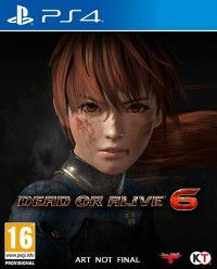 Игра Dead or Alive 6 (VI) Русская Версия (PS4) Playstation 4