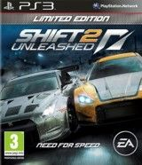 Игра Need for Speed: Shift 2 Unleashed Limited Edition Русская Версия (PS3) для Sony PlayStation 3