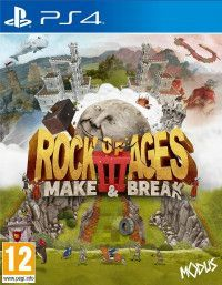 Rock of Ages III (3) Make and Break (PS4)