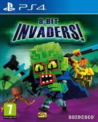 8-Bit Invaders (PS4)