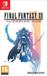 Купить игру Final Fantasy XII: The Zodiac Age (Switch) диск