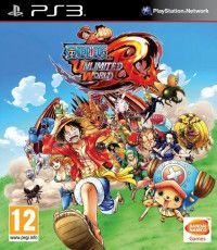 Купить игру One Piece Unlimited World Red (PS3) для Sony Playstation 3