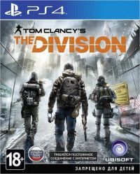 Игра Tom Clancy's The Division. Русская Версия (PS4) Playstation 4