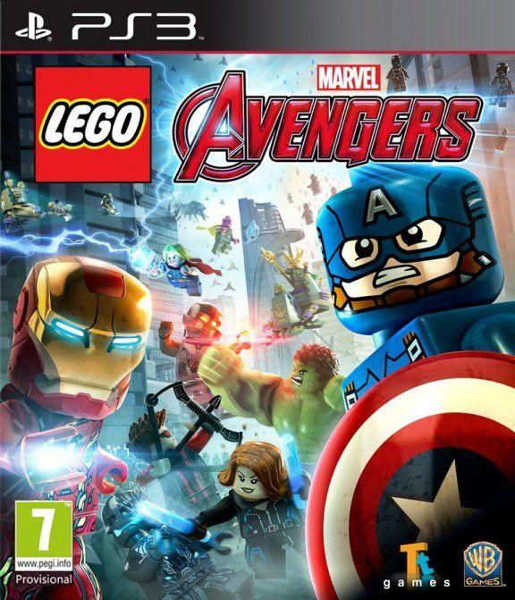 Мстители Лего Игра Скачать Через Торрент - фото 4