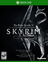 Купить Игру The Elder Scrolls 5 (V): Skyrim. Special Edition Русская Версия (Xbox One) на Xbox One диск