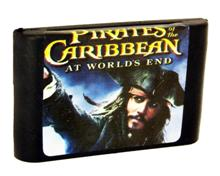 Pirates of the Caribbean at World's end Русская Версия (Sega)