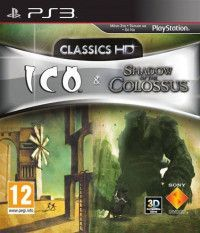 Купить игру ICO and Shadow of the Colossus Collection с поддержкой 3D (PS3) для Sony Playstation 3