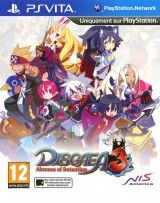 Игра Disgaea 3: Absence of Detention (PS Vita) для Sony PlayStation Vita
