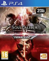 Игра Tekken 7 (с поддержкой PS VR) and SoulCalibur 6 (VI) Double Pack Русская Версия (PS4) Playstation 4