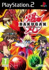 Bakugan: Battle Brawlers (Бакуган) (PS2) USED Б/У
